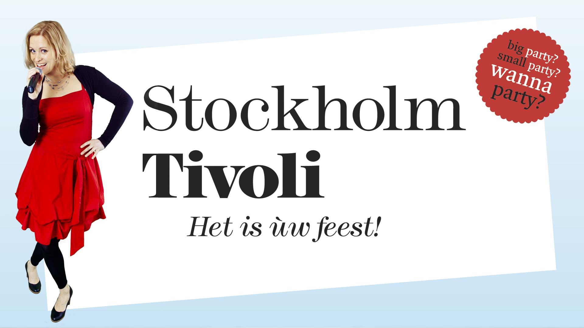 Wat zoekt u? Welke sfeer, welk geluidsniveau, welk repertoire? Marco Kerver van Stockholm Tivoli gaat met u in gesprek en inventariseert uw pakket van wensen en eisen.
