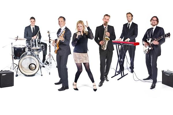 Stockholm Tivoli Sextet (met Sax) Mob